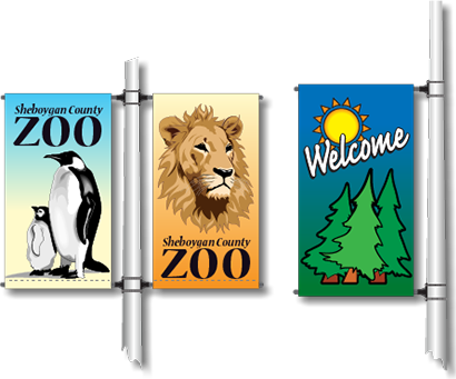 avenue banners for your business or community